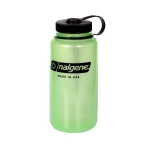 Бутылка Nalgene 32 Oz Wide Mouth Glow Green
